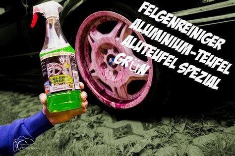 Felgenreiniger Im Test by Tuga Aluminium Teufel Spezial Felgenreiniger Gr 220 N Im Test