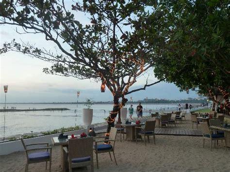 Nearby Tepan Restaurant Overlooking Beach Sunset