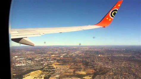 Flight cape town, south africa to johannesburg, south africa. Mango Airlines, Johannesburg to Cape Town - HD - YouTube