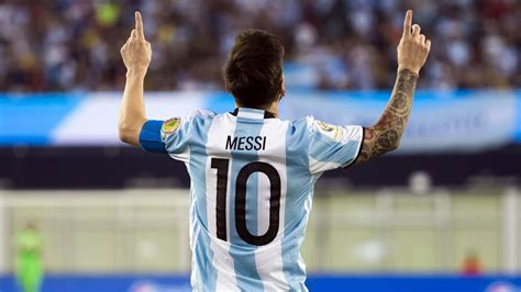 leo messi matches  time argentina goals record  copa