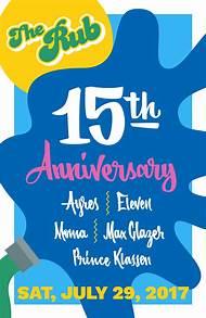 15 year work anniversary