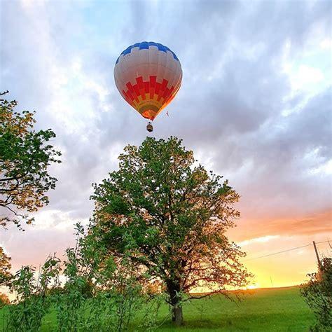 Lidojums ar gaisa balonu - Izvēlies TopDavanas.LV
