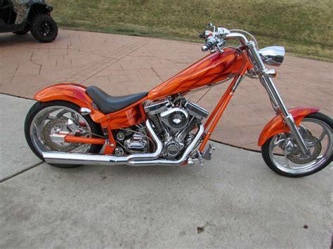2003 American Ironhorse Texas Chopper Custom Motorcycle