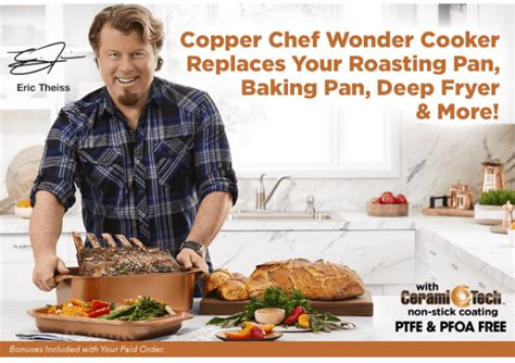 copper chef  cooker review giveaway steamy kitchen recipes giveaways