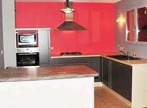 cuisine deco peinture With modele deco cuisine peinture