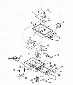 Polaris Watercraft 1995 Oem Parts Diagram For Electrical