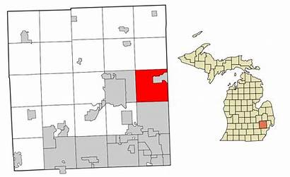 Rochester Michigan Hills County Oakland Wikipedia