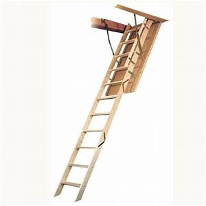 Echelle Escamotable Pour Grenier : escalier escamotable grenier rona ~ Melissatoandfro.com Idées de Décoration