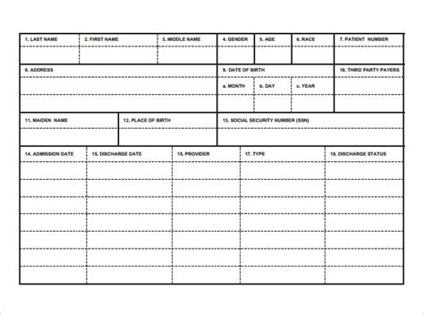 index card template    documents
