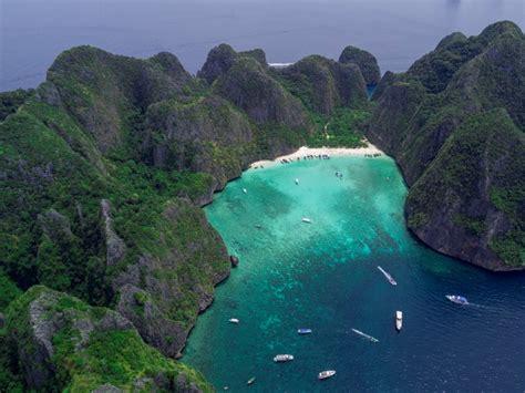 Maya Bay & The Beach Will Remain Closed 2018 To Protect
