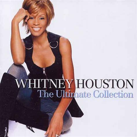 Sonicampcomwhitney Houstonthe Ultimate Collection