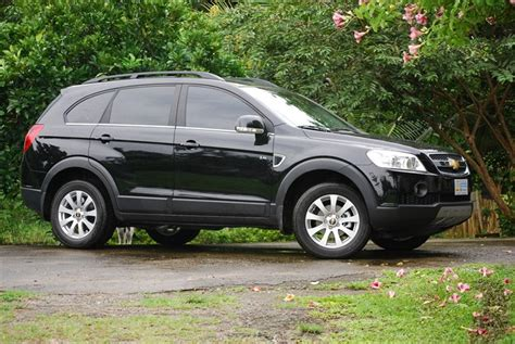 Chevrolet Captiva Modification by Doclc 2009 Chevrolet Captiva Specs Photos Modification