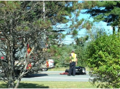 Massachusetts Man Id'd As Motorcycle Accident Victim