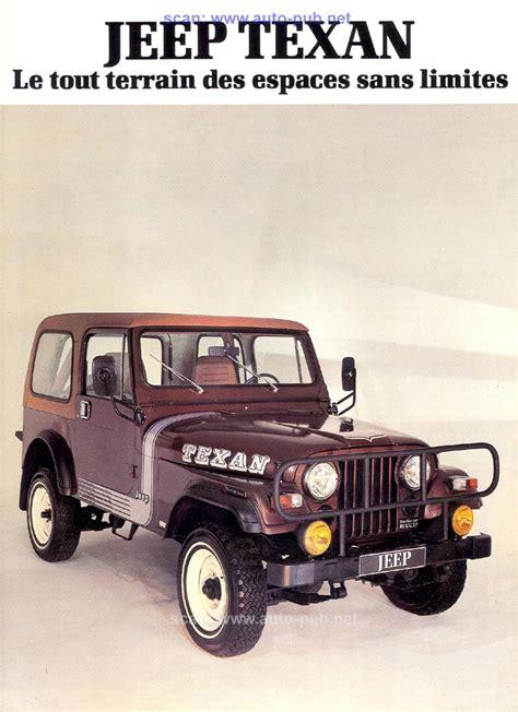 jeep renault les publicités automobiles