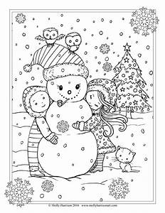 christmas village activity coloring pages With activity village christmas templates