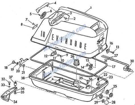 Evinrude 48 Spl Diagram by 18 Hp Evinrude Wiring Diagram Downloaddescargar