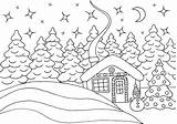 Coloring Snow Winter Themed Printable 30seconds Mom Fun Printables Tip Printing Forget Don sketch template