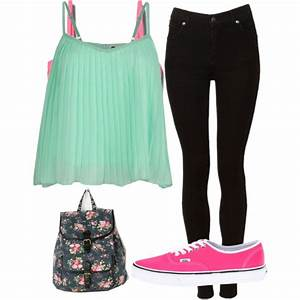 Cat Valentine Inspired School Outfit - Polyvore