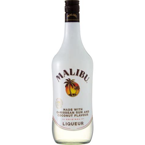 Malibu is specifically known for their coconut flavored liqueur. Malibu Rum Bottle 750ml | Rum | Spirits & Liqueurs ...