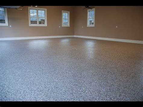 Epoxy Flooring   Epoxy Flooring Garage Home Depot   YouTube