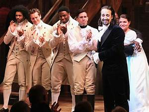 A Guide To Hamilton U0026 39 S Tony Award Nominees And Their Incredible Journeys   People Com