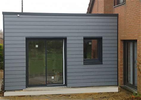 extension chambre extension bois mons en pévèle alternative bois concept