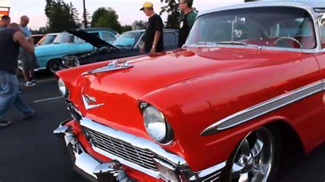 Edmonds Wa Dicks Burgers' Weekly Car Show