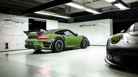 Porsche 911 Turbo Gt by Techart Porsche 911 Turbo Gt Rs 2019 2 Wallpaper