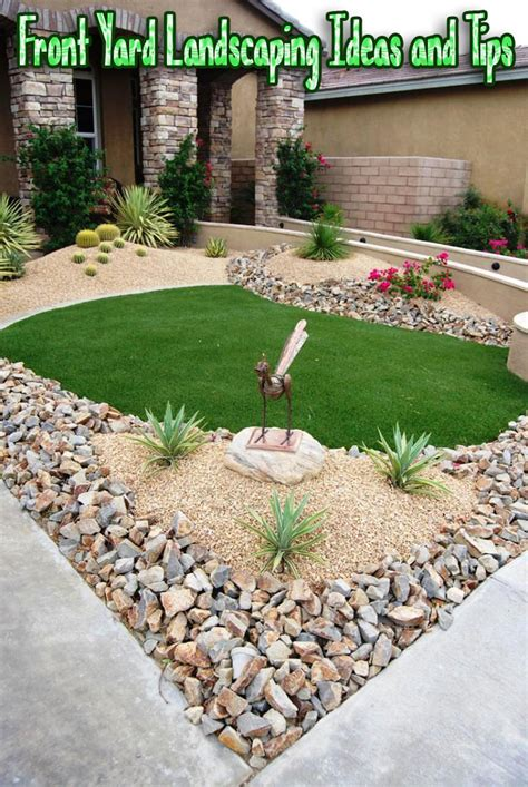 quiet cornerfront yard landscaping ideas  tips quiet