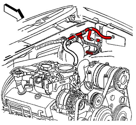 1998 Chevy S10 Vacuum Diagram by I Own A 2003 S10 Zr2 The Problem Is The Fan For The