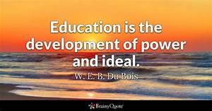 Development Quo... Education Development Quotes