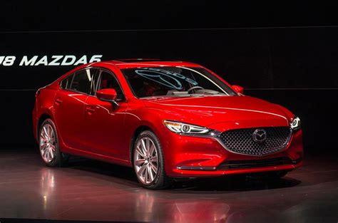 2018 Mazda 6 Starting Price Confirmed As £23,045
