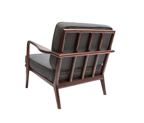 Rail Back Arm Chair  Lounge Chairs From Smilow Design