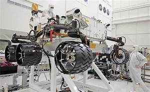 Watch NASA Build the Next Mars Rover | WIRED