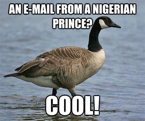 Goose Meme - funny goose meme