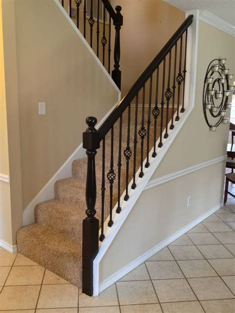 wrought iron banister 25 best wrought iron spindles ideas on