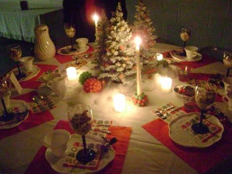 christmas tea table decoration themes tea time all