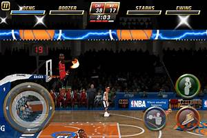 Nba jam ios app updated with multiplayer support for Nba jam adds local multiplayer goes hd