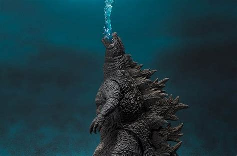 Sh Monsterarts Brings On The Fight Of Godzilla And King