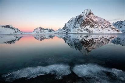 Norway Lofoten Winter Tours Tour Itinerary Fjord