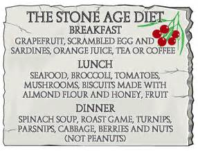 stone age eating    beat diabetes daily