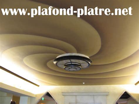 d 233 coration de salon marocain moderne plafond en pl 226 tre plafond platre