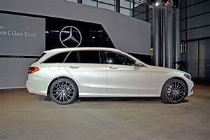 Mercedes feiert weltpremiere der c klasse t modell n tvde for Cafissimo neues modell