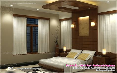 home design pictures interior beautiful home interior designs by green arch kerala