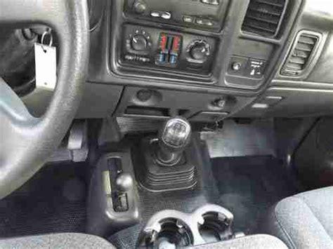 car engine repair manual 2004 chevrolet silverado 2500 navigation system find used rare 2007 silverado classic 2500hd 5spd manual 4wd reg cab lb wt low miles in