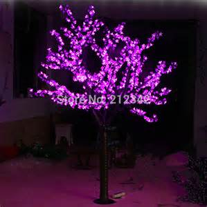 1 040pcs leds 2m led cherry blossom tree light artificial tree landscape lighting outdoor