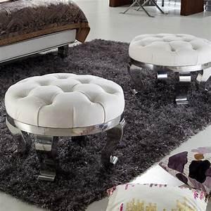Special, European, Luxury, Minimalist, Modern, Classical, High, Grade, Leather, Bedroom, Vanity, Stool