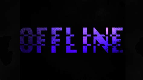 Twitch Offline Banner Template Size by Digitalomnipotence Deviantart