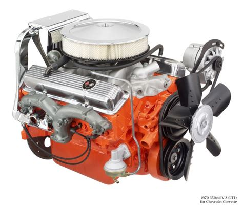 350 Chevrolet Engine by This Is A 1970 Chevrolet Corvette 350 Cu In Lt 1 Engine