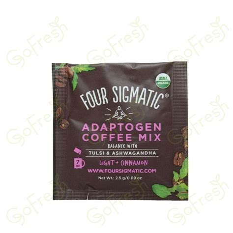 100% organic instant coffee provides 50mg organic ashwagandha (200mg per serving) known as one of the most powerful herbs in ayurvedic healing, ashwagandha has been used since. GoFresh 🛒 Coffee + Tulsi + Ashwagandha adaptogen mix FOUR SIGMATIC, 2,5 g  Bezlepkové potraviny ...